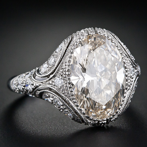 If I were ever to get married, I would hope my ring looks like this ;) …Vintag