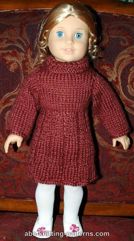All About Abc Knitting Patterns Knit Gtgt Doll Clothes 94 Free