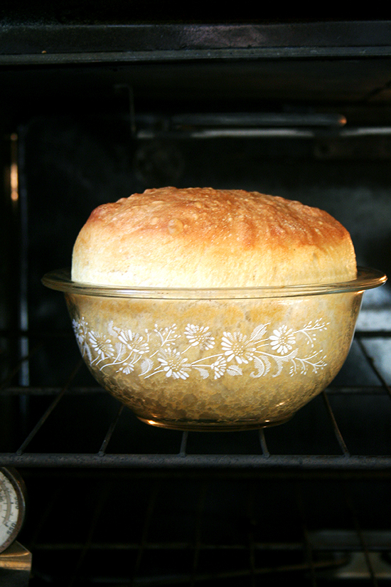 Peasant Bread ~ The Best Easiest Bread You Will Ever Make… It's a no-kne