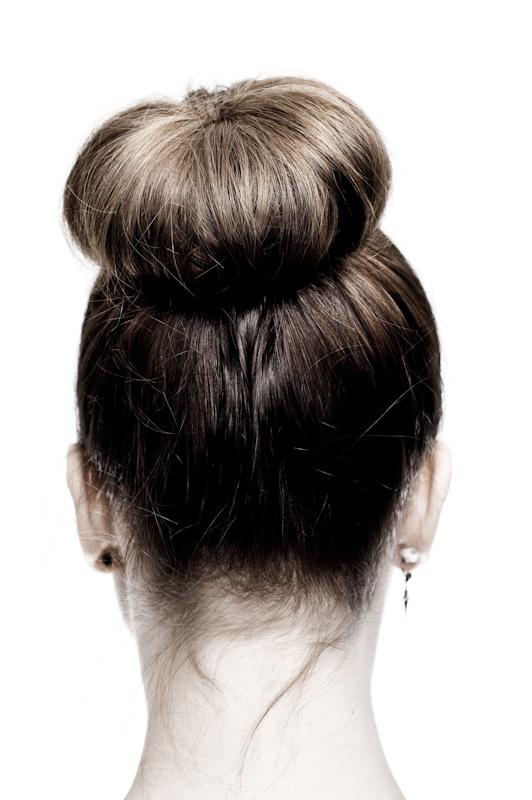 Hair Donut tutorial….