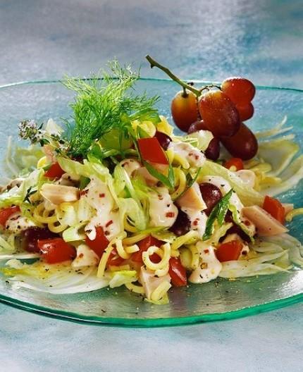 Weight watchers chicken and pasta salad recipe…