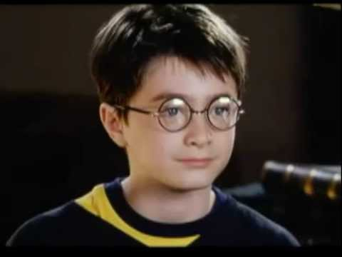 """Ok, about 50 Harry Potter """"Awww"""" moments with this click… :) I balle"""