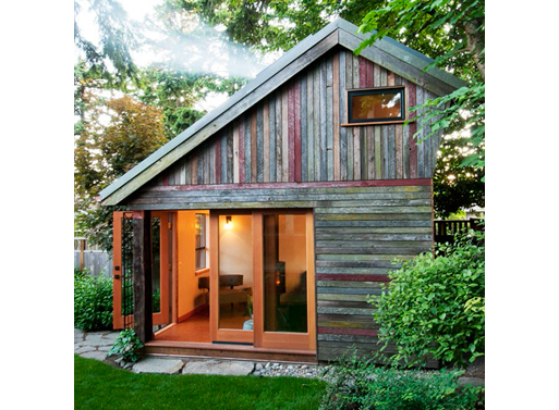 The Backyard House — Architecture-Design — Better Living Through Design
