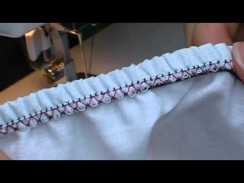 7 ways to attach elastic- video tutorial. great explanation