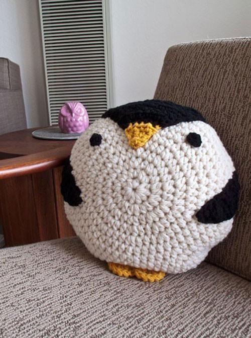 crochet pillow ideas