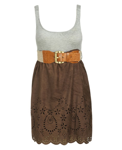 Wear with a pair of cowboy boots. ♥