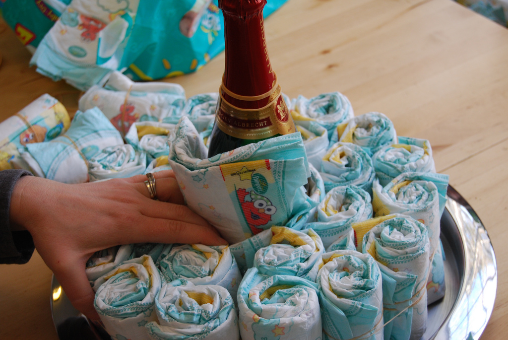 Step by step how to make a sturdy and beautiful diaper for What make a beautiful