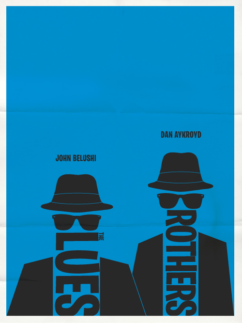 Blues Brothers by Hunter Langston