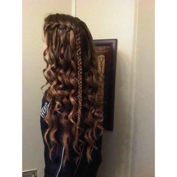 Curly/Wavy Hair that I love