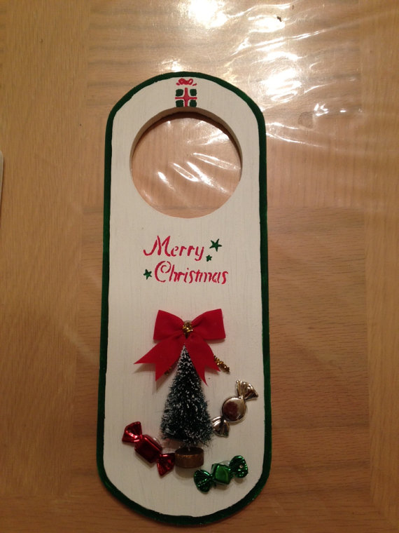 Christmas Ornament Door Hanger Ideas We Know How To Do It