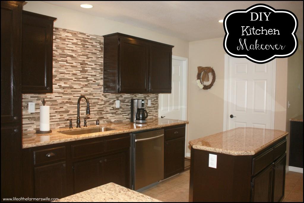 staining kitchen cabinets dark espresso staining kitchen cabinets dark ... -   Espresso-stained kitchen cabinetry.