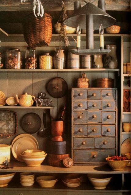 primitive home decorating 16 ideas