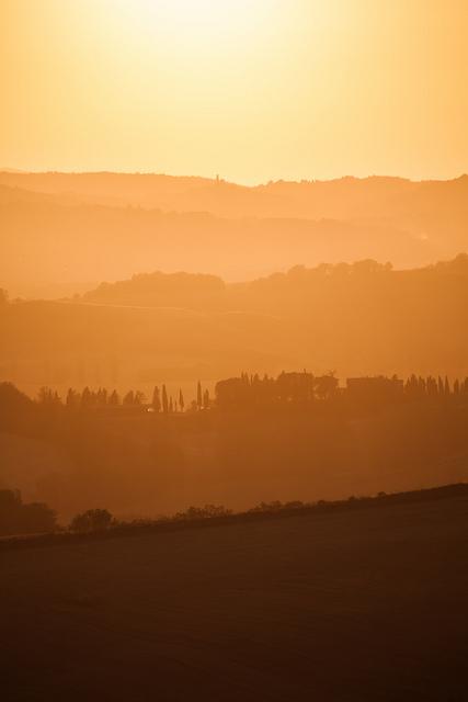 tuscan #sunset