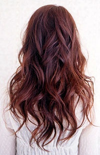 I really want a loose wave perm, like this