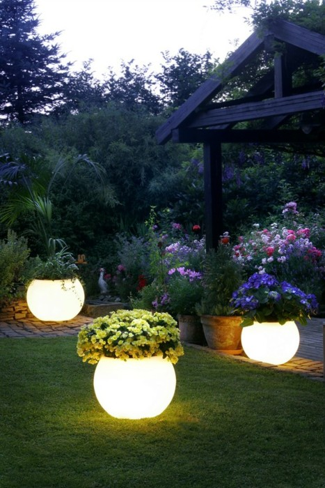 cool! light up containers