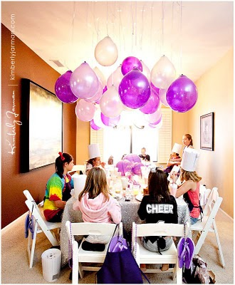 Hanging Balloons We Know How To Do It