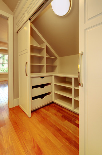 Attic Bedroom Closet Design, Pictures, Remodel, Decor and Ideas – page 9