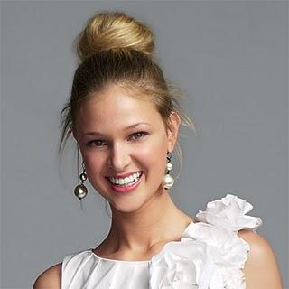 Hair Today, Bun Tomorrow :  wedding hair Bun bun