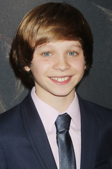 Les Miserables New York premiere – Daniel Huttlestone    This kid stole th