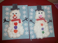Favorite Crafts from Winter's Past – easy crafts & learning fun for pres