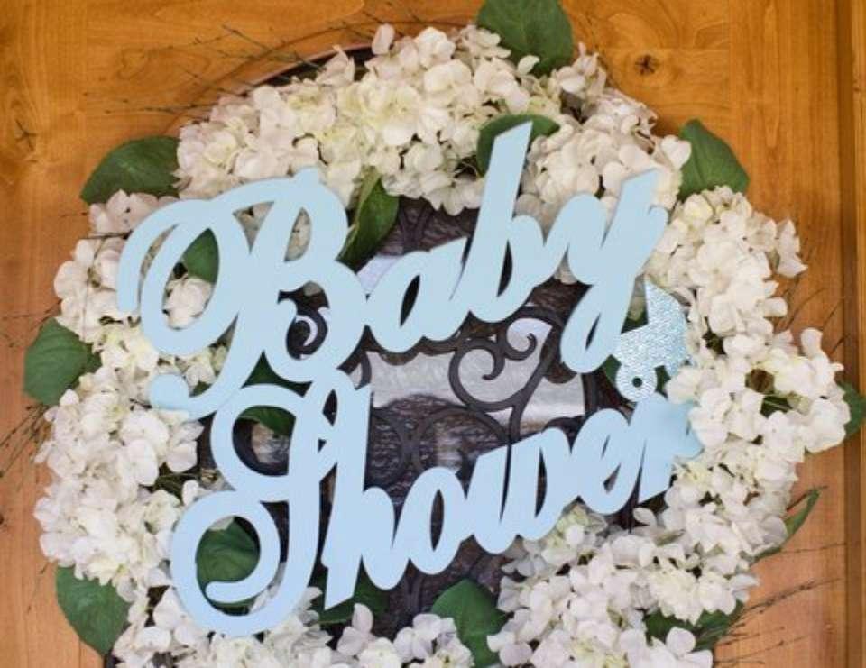 Tiffany & co baby shower Ideas