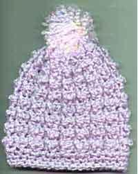 Bevs Bumpy Baby Hat