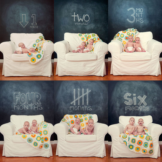 Chair and Chalk Board Paint