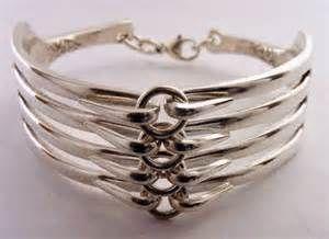 Fork and Spoon Jewelry -   Fork and Spoon Jewelry Collection