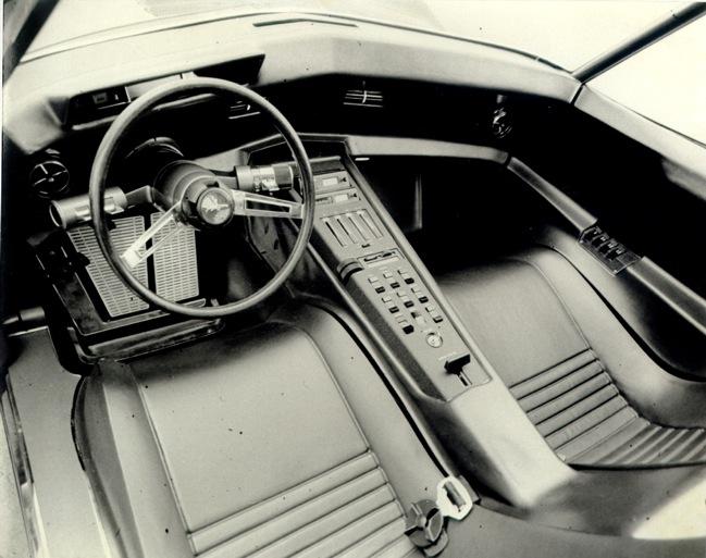 1965 Corvette Mako Shark II XP-830
