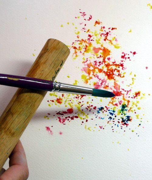 watercolor-painting-tricks