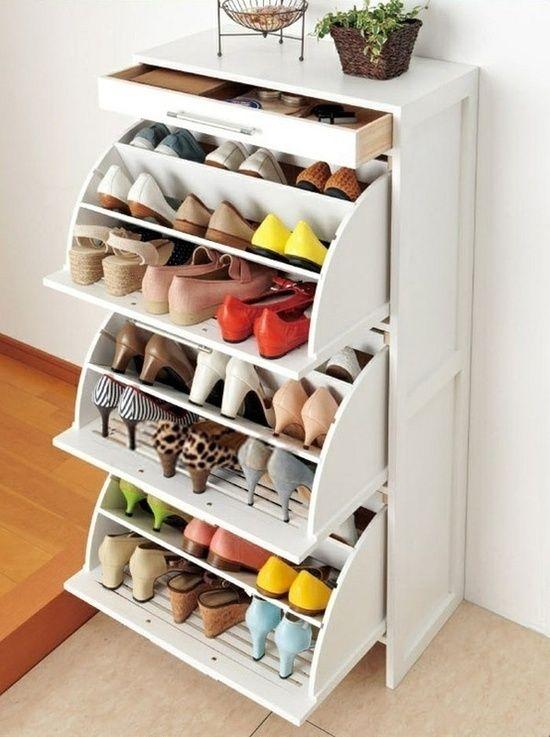 Shoe drawers