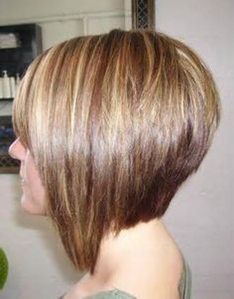 Short Stacked Haircuts