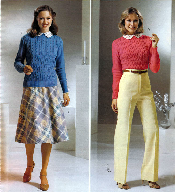 Fashion in the 1980s: Clothing Styles, Trends -   1980's Style