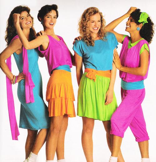 1980's Style