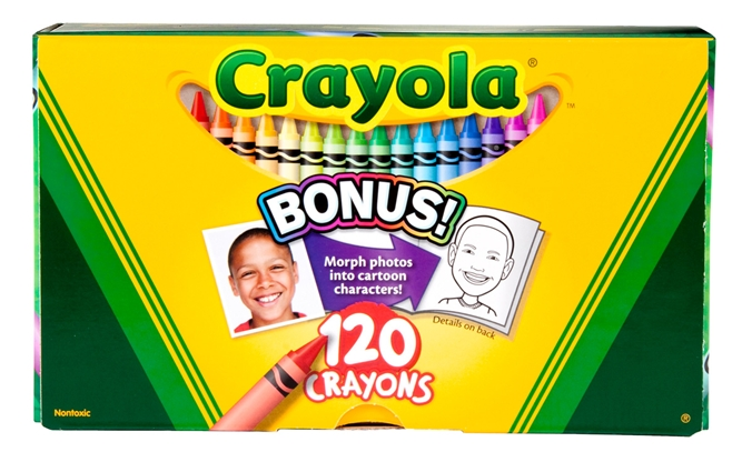 Crayon Art