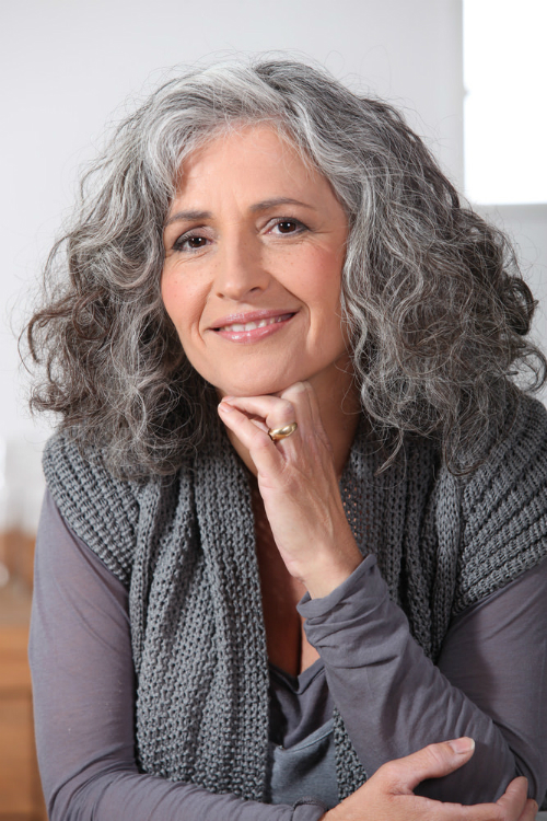 Short Hair Styles For Women Over 50 We Know How To Do It