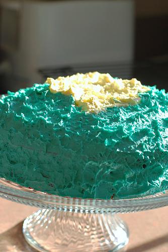 how to: rainbow cake!