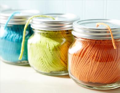 Yarn Dispensers