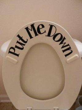 PUT ME DOWN
