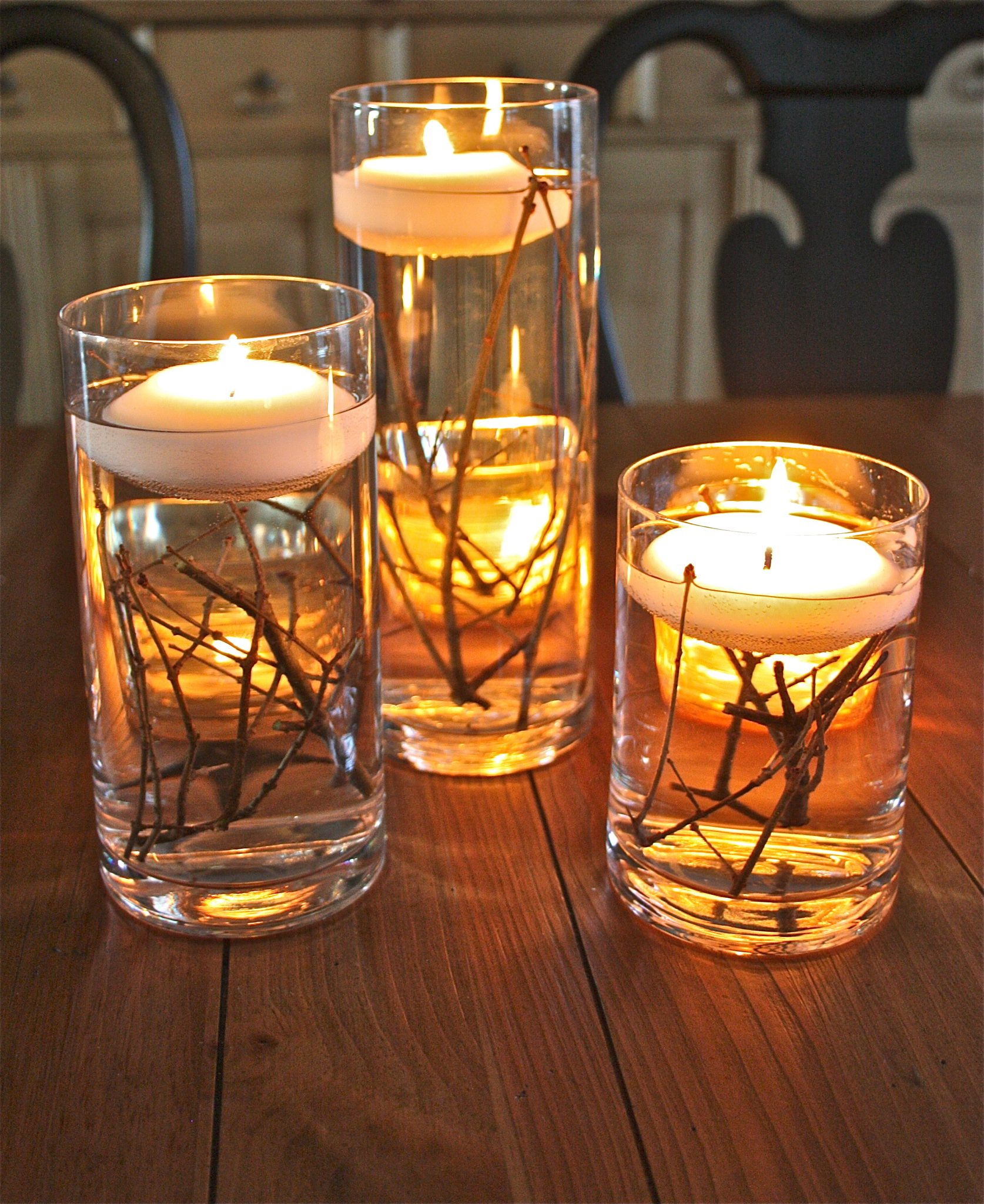 Candle projects.