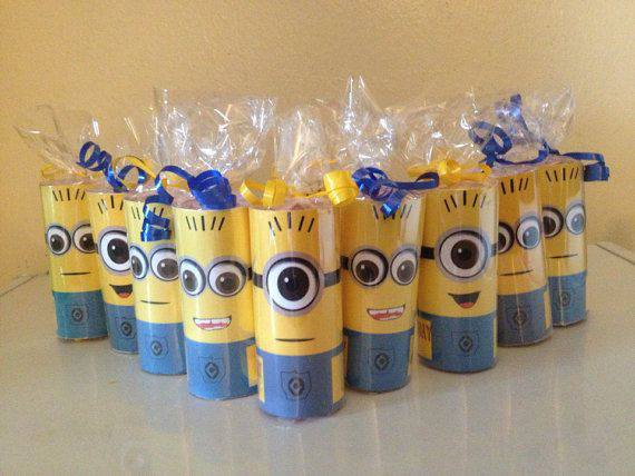 MINION PARTY IDEAS