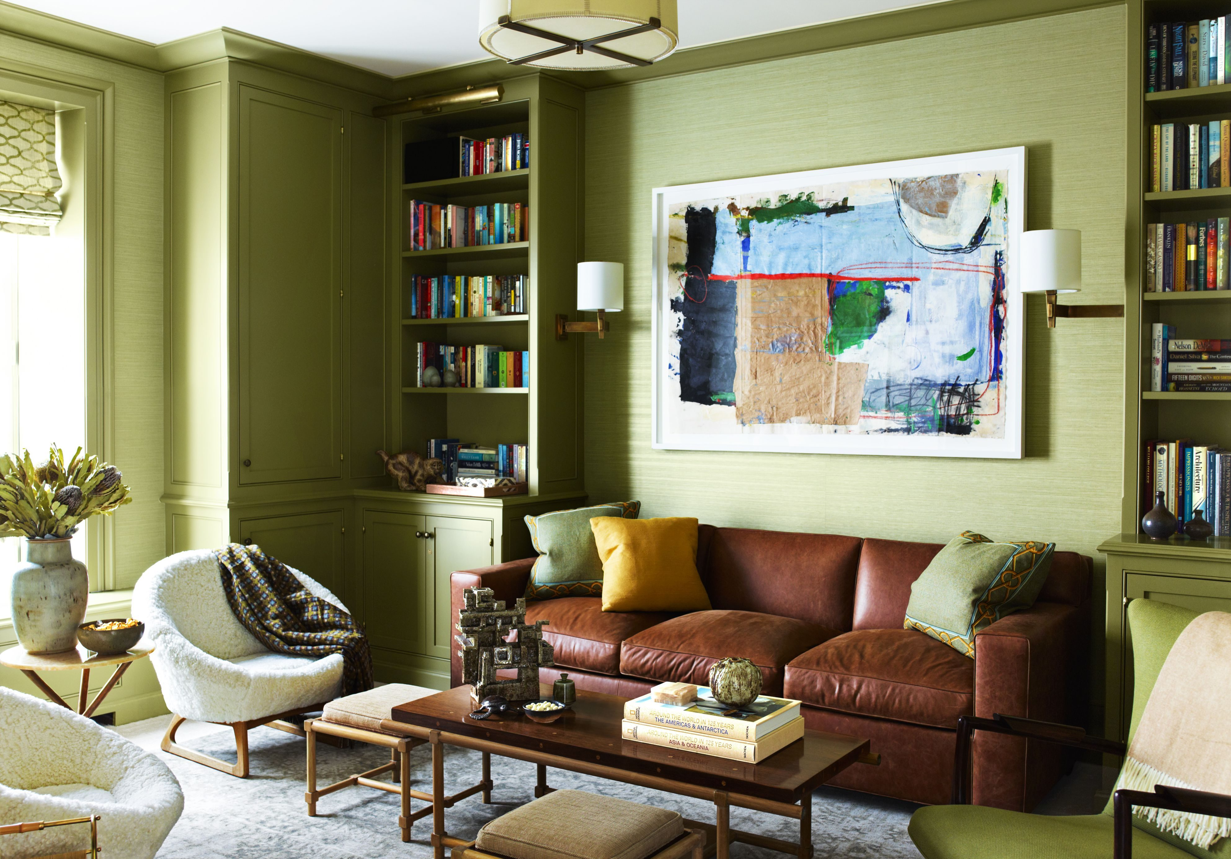 Colorful Ideas for Walls