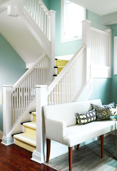 End Of The Hall Decorating Or Between Bedroom Door And