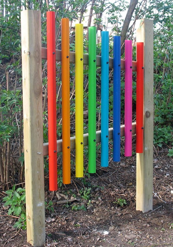 Outdoor Musical Chimes