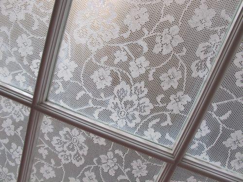 Lace cornstarch window treatment13