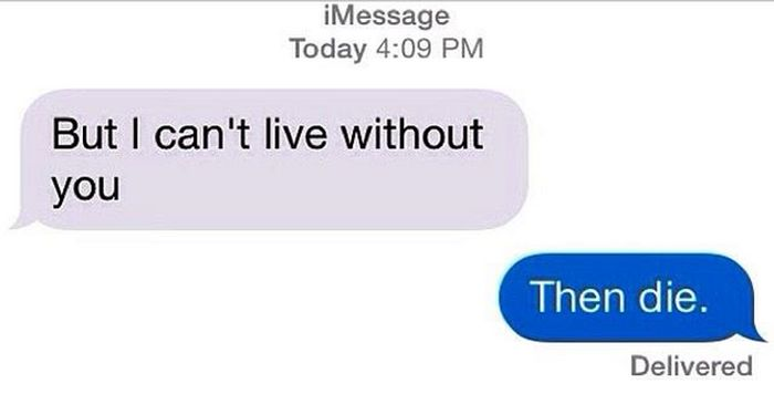 How to Respond to a Text from Your Ex