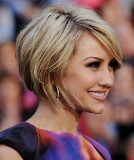 16 Chic Stacked Bob Haircut