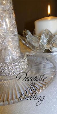 Crystal Centerpiece ADELLE