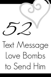 52 Love Bombs!