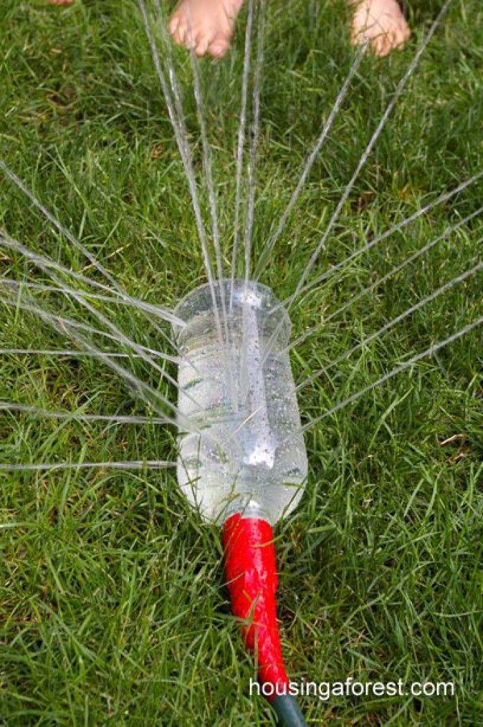 Build Your Own Sprinkler